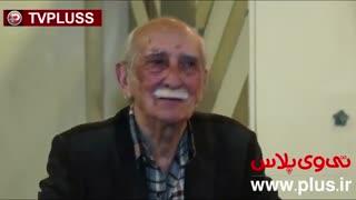 آخرین صحبتهای زنده یاد داریوش اسدزاده درباره پیری و مرگ