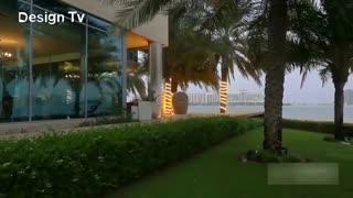 ویلای لوکس 60 میلیون دلاری در دبی
