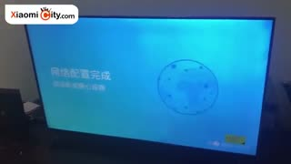 جعبه گشایی تلویزیون ۵۵ اینچی شیائومی 4C