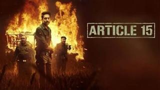 دانلود فیلم هندی ماده 15 - Article 15 2019