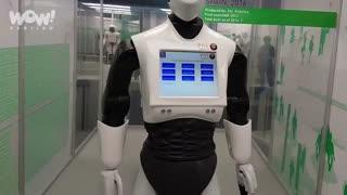 5 تا از عجیب ترین ربات های ساخت بشر