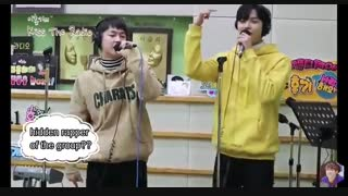 [ SF9 ] Dawon funny moments [ eng sub ]