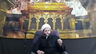 چگونه مشکلات برطرف میشوند؟-حجت الاسلام محمد جواد نوروزی نصرت