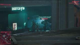 گیمپلی جدیدی بازی Cyberpunk 2077