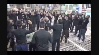 شب اوّل محرم 98-حسینیه مسجد صاحب الزّمان بهاباد