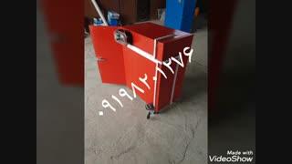 خشک کن دو کابین خشک کن میوه و سبزی دستگاه خشک کن 09198201276