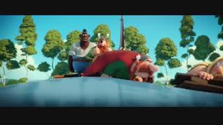 دوبله فارسی  انیمیشن آستریکس : راز معجون جادویی Asterix The Secret of the Magic Potion 2018
