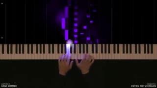 اجرای موسیقی متن Interstellar با پیانو ساخته ی Hans Zimmer و اجرای Patrik Pietschmann