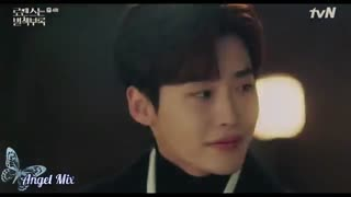 میکس سریال عشق یک کتاب پاداش است با بازی لی جونگ سوک_(سینا درخشنده _ حس قشنگ)_(romance is a bonus book 2019)