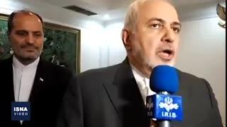 ظریف: اعلام رسمی اجرای گام سوم به موگرینی تا چند ساعت آینده