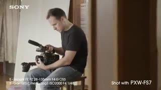 دوربین FS7سونی،کرایه دوربینهای حرفه ای فیلمبرداری