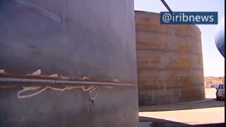 سازه ای  غول پیکر برای رفع شوری آب کارون