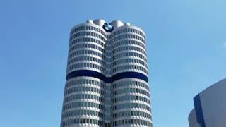 BMW Welt - Museum -  Headquarters   Munich, Germany