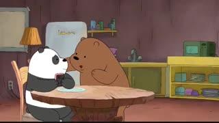 سه کله پوک ماجراجو 4 - We Bare Bears 2014