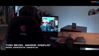 لپتاپ گیمینگ MSI GF63