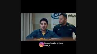 اجرای قسمتی از آهنگ بد شدم یاس توسط فرزاد فرزین ( بهرام ) در سریال مانکن