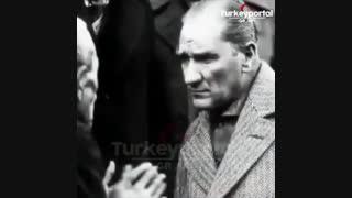 آتاتورک که بود . زندگینامه و بیوگرافی آتاتورک