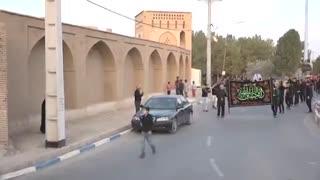 30-عزاداری هیئت بین الحرمین عصرهشتم محرّم98