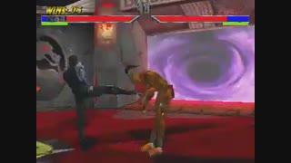 7 دقیقه گیم پلی بازی نهایی مورتال کمبت Ultimate Mortal Kombat 4 چهار برای کامپیوتر