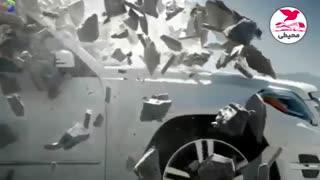 تبلیغ خلاق شرکت مرسدس بنز نسل جدید SUV