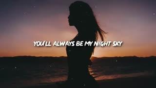 Leonell Cassio - Night Sky (Lyrics) ft. Julia Mihevc