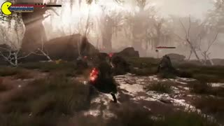 Greedfall Gameplay trailer official tehrancdshop.com