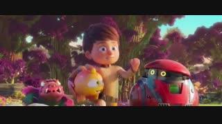 دوبله فارسی  انیمیشن بچه فضایی Astro Kid 2019