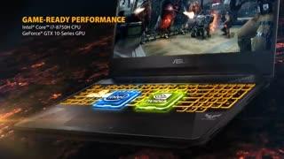 نقد و بررسی لپ تاپ Asus TUF FX505GE: شکستناپذیر باشید