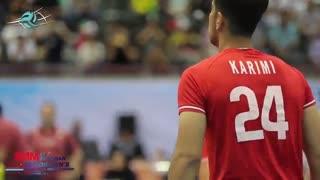 نگاهی دیگر به روز هفتم مسابقات قهرمانی آسیا از دریچه دوربین فدراسیون