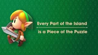 تریلر بازی زیبا و دوست داشتنی The Legend of Zelda: Link's Awakening