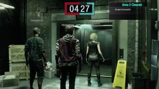 تریلر گیم پلی بازی Resident Evil Project Resistance-بازیمگ