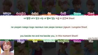 SEVENTEEN - 'SNAP SHOOT' Lyrics