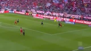 خلاصه بازی بایرن مونیخ 4 - کلن 0 (بوندسلیگا آلمان)