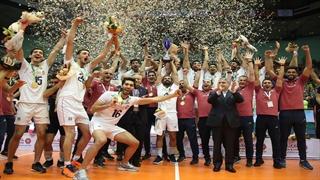 مراسم اهدای جوایز مسابقات قهرمانی مردان آسیا از دریچه دوربین فدراسیون والیبال