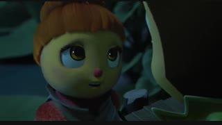 """دوبله فارسی انیمیشن """"داستان های بلند از باغ جادویی"""""""