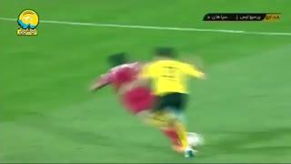 بازی خاطره انگیز پرسپولیس 1 - 2 سپاهان