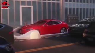 ایلان ماسک و آینده ای هیجان انگیز : شبکه ای سه بعدی  از تونل ها برای کاهش ترافیک