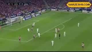 خلاصه بازی اتلتیکو مادرید 0_0 رئال مادرید (هفتۀ 7 لالیگا)