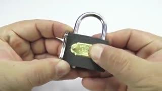 ۱۰ ترفند جدید و سریع برای باز کردن قفل های درب