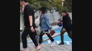 ویدیوی جعلی دیروز پیجایه خبری جعلی مثل park_shinhye_angel