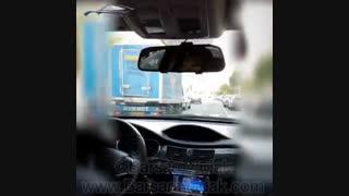 رفع کوبش و لرزش خودرو اچ سی کراس با ضربه گیربرسام یدک