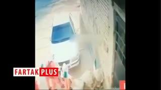 صحنهای تکان دهنده از دختر با غیرت شهر محروم لالی