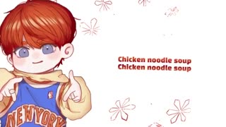 chicken noodle soup-j-hope ft. becky G nightcore