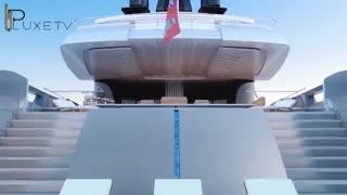 لوکس ترین کشتیهای تفریحی ثروتمندای جهان