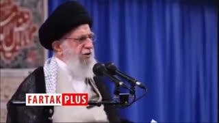 بیانات قاطعانه رهبرانقلاب درباره تعهدات ایران در مسئله انرژی هستهای