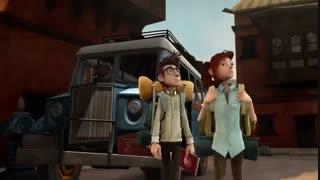 تریلر انیمیشن Mission Kathmandu: The Adventures of Nelly & Simon 2017