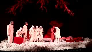 ایران تئاتر،محسن اردشیر،کمپانی سونر،   نمایش مرگ آنجلها_جنگ_سونر گیشه_26_ Iran_Mohsen ardeshir_theater_Angel's Death