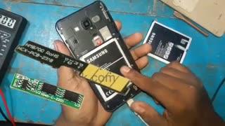 تعمیر باتری موبایل سامسونگ