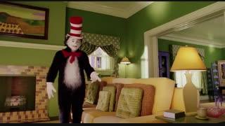فیلم گربه کلاه به سر - The Cat in the Hat 2003 با دوبله فارسی