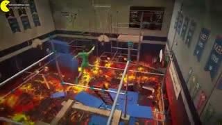 Hot lava gameplay trailer tehrancdshop.com تریلر و گیم پلی بازی مذاب داغ